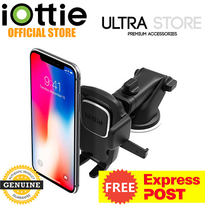 iOttie Easy One Touch 3 Car Mount Holder iPhone 8Plus/8/7 Galaxy S8+/S7/Note8