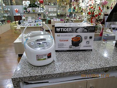 TIGER RICE COOKER 10cup 1.8L 4 IN 1 computer control  Made in Japan JAX-S18A NEW
