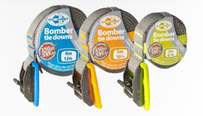 Sea to Summit Solution Gear Bomber Tie Downs