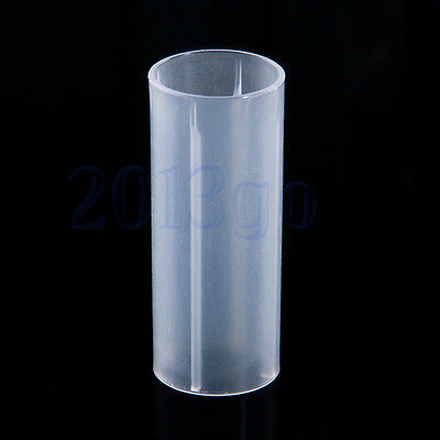 18650 to 26650 Battery Converter Case Sleeve Adapter White CG