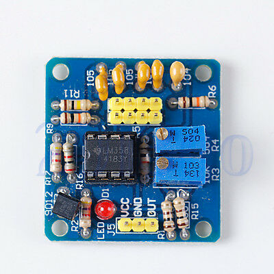 NE555 Pulse Frequency Adjustable Module Square Wave Signal Generator CG