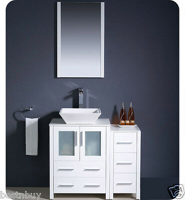 VANITY BATHROOM 900mm  UNIT WITH MIRROR AND FREE FAUCET New