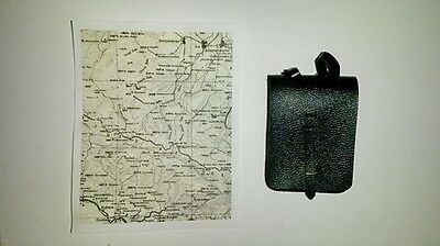 Action figure 1/6 - Did - WWII German map and black mapcase