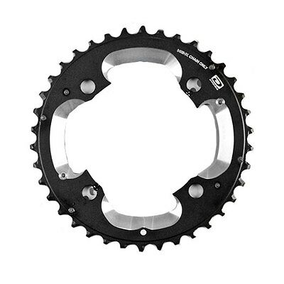 Shimano Deore XT FC-M785 Double Chainring 24T-38T-Set AM-Type Tooth Bike 10 Spd