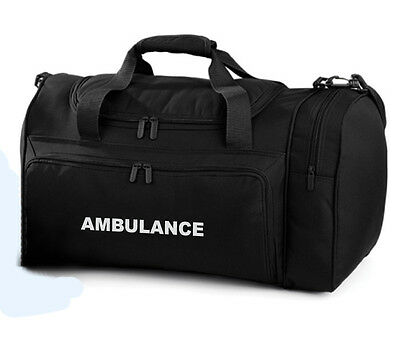 AMBULANCE Black Bag |  FREE Delivery FREE Gift