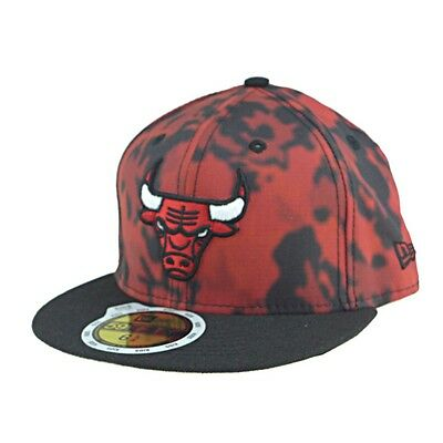 "NEW ERA Cappello BAMBINO Cap Nuovo ""Camo Contrast NBA"" ORIGINALE Chicago Bulls"