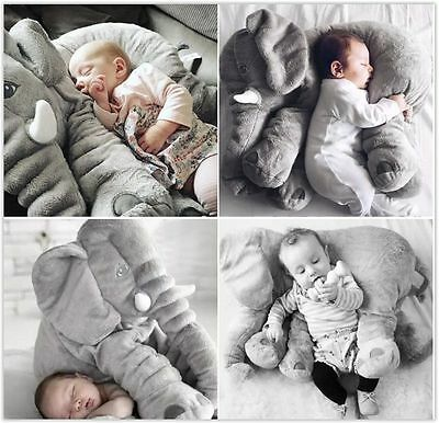 Childrens Soft Toy New Born Baby Bed Pillow Kids Room Boy Girl Christmas Gift