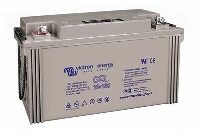 Batterie camping car Victron GEL 12v 130ah BAT412121100 decharge lente