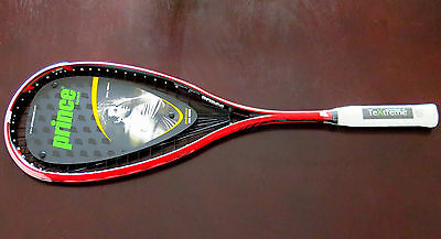 Prince TeXtreme Pro Airstick 550 Lite - TWO SQUASH RACQUET DEAL