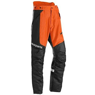 Husqvarna Technical Brush Cutter Trousers Chainsaw Protection - All Sizes