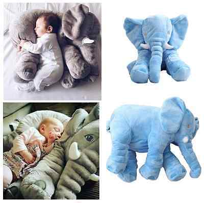 Childrens Soft Toy New Born Baby Bed Pillow Kids Room Blue Boy Christmas Gift