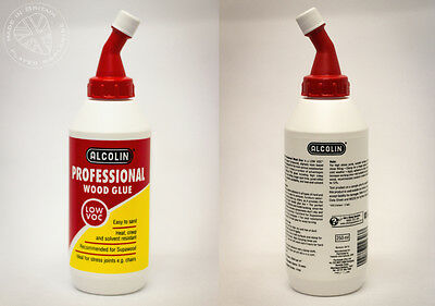 Alcolin Professional Wood Glue from Crimson Guitars