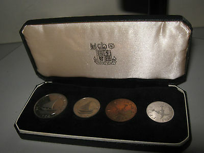 South Arabia proof coin year set 1964