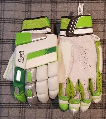 2016 Kookaburra Kahuna Pro Players Batting Gloves Size Mens Left Hand
