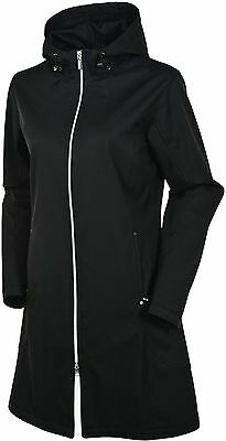 Sunice Ladies Poppy 5670 Waterproof Windproof 3L Wx Tech Golf Jacket Mrrp £199