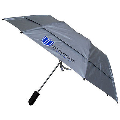 UV-Blocker UPF 50+ UV Protection Travel Sun Umbrella