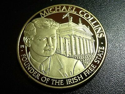 Michael Collins 1916   Easter   Rising   Comerative   Coin