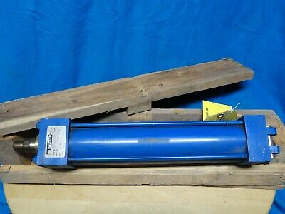 "LYNAIR * PNEUMATIC AIR CYLINDER A-2½BR42 * 2-1/2"" BORE w/ 10"" Stroke * (NEW) *"
