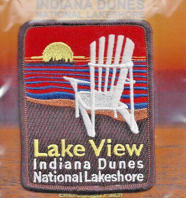 Souvenir Patch - Indiana Dunes National Lakeshore - Lakeview