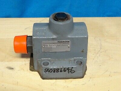 Rexroth ~ Hydraulic Valve ~ P/n: Dr20-5-44/200Y ~ New No Box