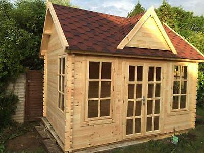 Assembly/Installation Log Cabin Service
