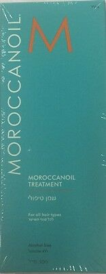 Moroccan oil Hair Treatment 3.4 FL.OZ./ 100ml (Pump Included)