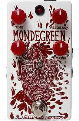 Old Blood Noise Endeavors Mondegreen Delay Authorized Dealer! Brand New!
