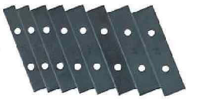 "4 Pairs 5/32"" x 3"" Thin Precision Mechanist Parallel Steel 8 PCS Set 0.0001"