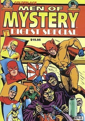 GOLDEN-AGE MEN of MYSTERY DIGEST SPECIAL #1 (AC Comics, 2001) NM!