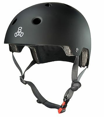 Triple Eight Certified Helmet