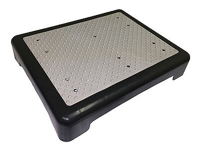 2 x OUTDOOR ANTI SLIP HALF DOOR STEP (2 steps) - MOBILITY - DISSABILITY AID