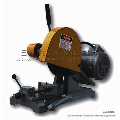 KALAMAZOO Abrasive Cut-Off Saw with Steel Stand K10S