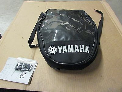 Vmax 500 600 700 gas tank bag with map holder OEM Yamaha SBG-96GAS-BK-01