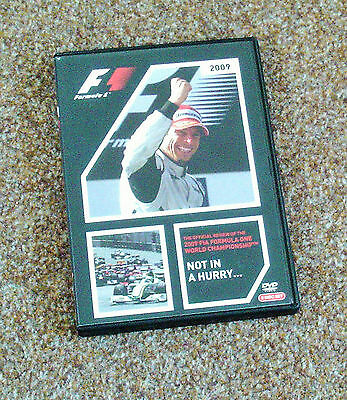 The Official Review Of The 2009 Fia Formula One World Championship Dvd