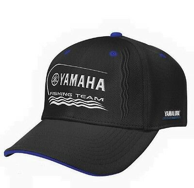 Yamaha Yamalube Team Fishing Cap Black