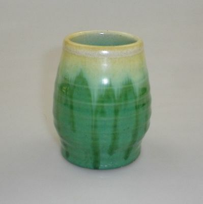 Remued Later Series Small Beehive Barrel Vase