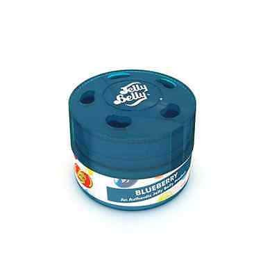 Jelly Belly Gel Can, Car Air Freshener Home Van Office Taxi - Blueberry
