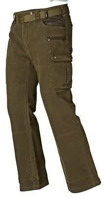 HäRKILA hunting pants ORYX LIGHT - with leather