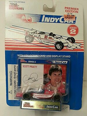 Racing Champions Indy Car Premier Edition Series #2 1995 1/64 Scale Scott Pruett