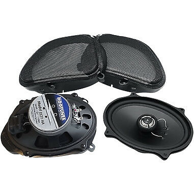 "Hogtunes Gen3 5"" x 7"" Front Speakers #3572-AA"