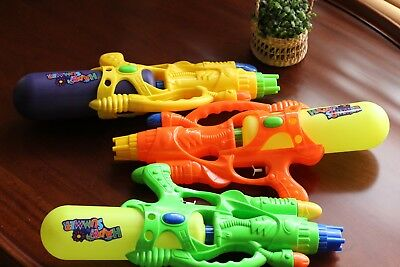 Super Shooter Massive Water Pistol Gun Blaster High Power Pump Water Gun