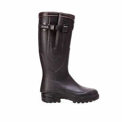Aigle Wellies Course 2 Iso - noir - limited Number of pieces - Art. 84219