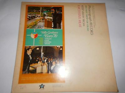 Billy Graham - Euro 70 - Where East meets West - LP