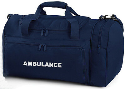 AMBULANCE Bag in Navy FREE Delivery FREE Gift
