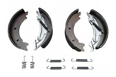 TRAILER BRAKE SHOES 200 x 50 GENUINE KNOTT TYPE AXLE SET FITS IFOR WILLIAMS