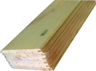 9mm Matchboard Cladding 2.4m FREE DELIVERY