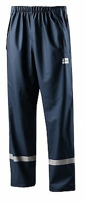 Snickers Workwear 8201 Rain Trouser Mens Womens SnickersDirect Navy PreOrder