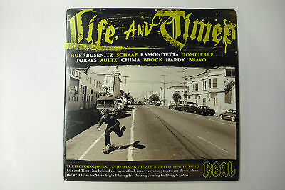 REAL Life And Times Skateboard DVD 2006 Skateboarding Video