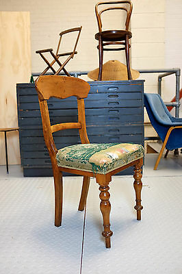 Stunning Antique Victorian Chair   Shabby Chic Chair • £75.00