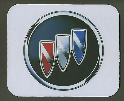 BUICK Logo Mouse Pad  *FREE SHIPPING